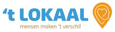 Logo van een partner van Dovision: 't Lokaal